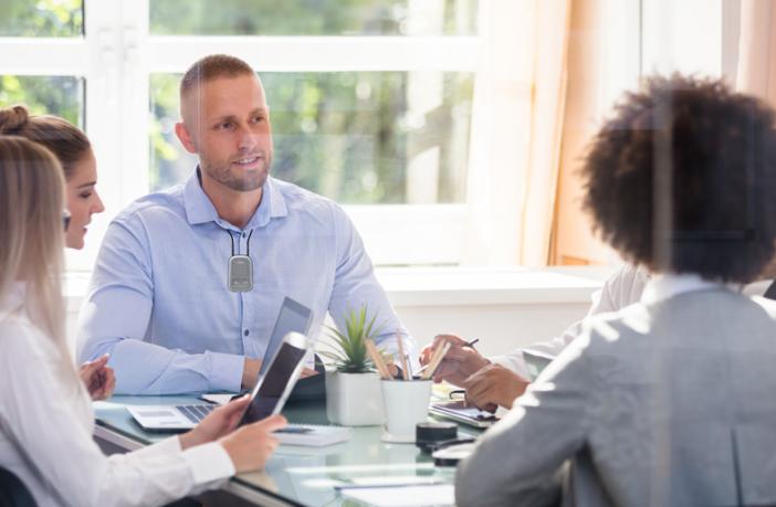 Slechthorend en ondernemer? Zo communiceer je met je klant.