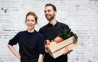 Oprichters HartBiet: Karlien & Daan