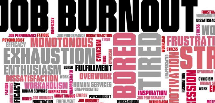 Burn-out voor zijn? Vijf tips