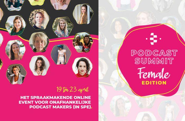 Podcast Summit Female Edition