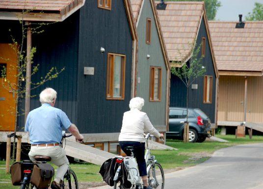 Parkvakanties: Toename van 51 procent aan boekingen Nederlandse vakantieparken